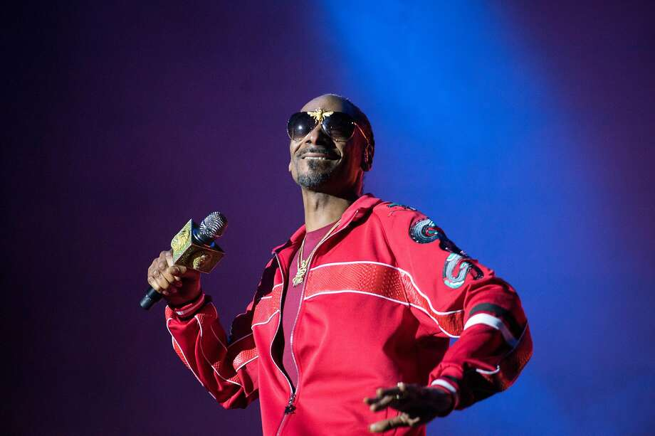 DJ Snoopadelic aka Snoop Dogg will visit Laredo for the first time on Thursday, November 7.  Photo: Sarahbeth Maney, Special To The Chronicle