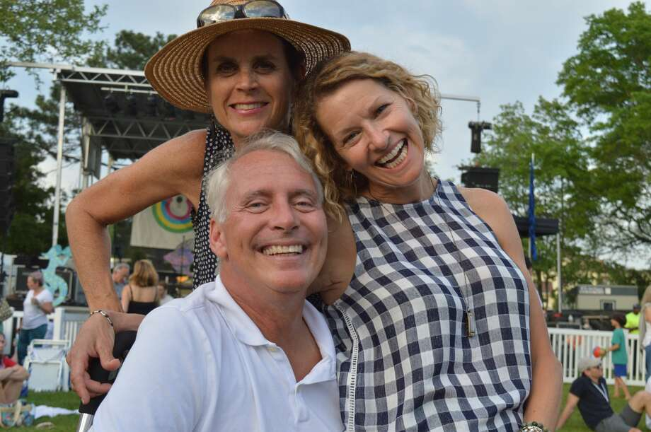 The 2018 Greenwich Town Party was held at Roger Sherman Baldwin Park on May 26, 2018. The headliner was 18-time Grammy winner and three-time Rock & Roll Hall of Famer Eric Clapton. The Tedeschi Trucks Band New Orleans-based Preservation Hall Band, singer-songwriter Charlie Scopletti and Trout Steak Revival also performed. Were you SEEN? Photo: Todd Tracy / Hearst Media