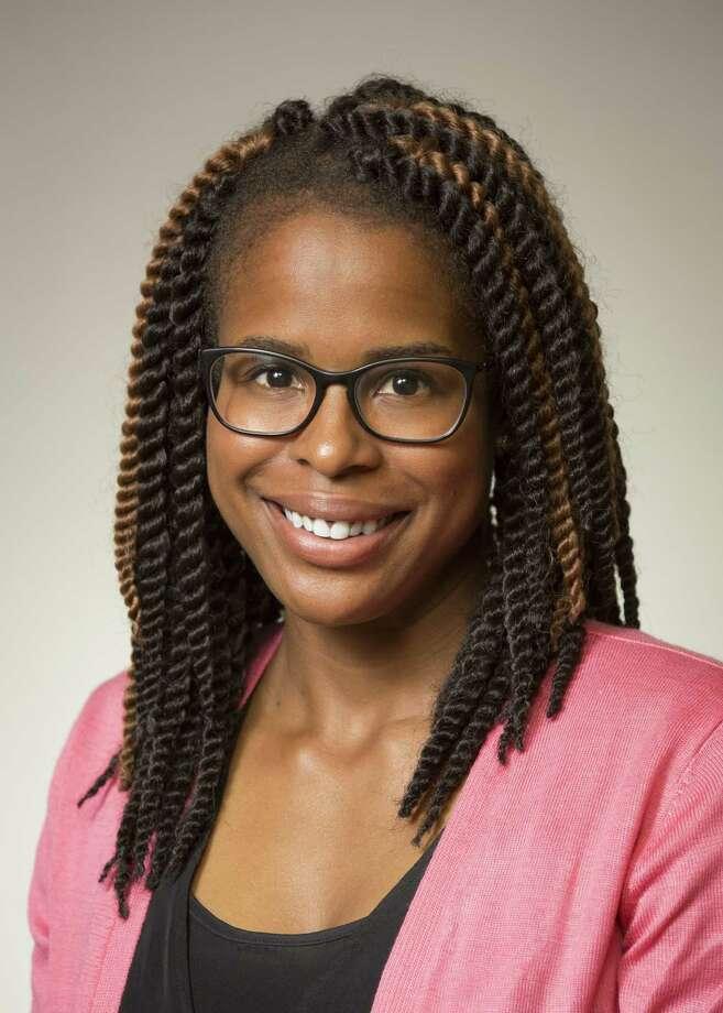 Tamara Taggart Photo: Yale University / Contributed Photo / Photo Credit Must Be Given:Harold Shapiro