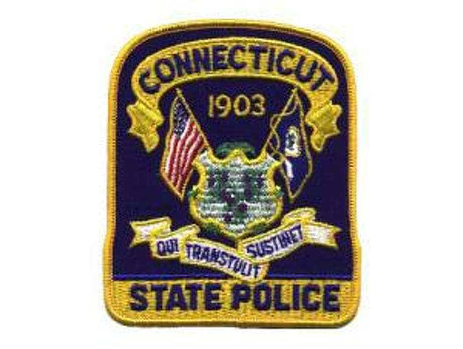 Connecticut State Police patch Photo: Contributed Photo