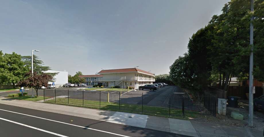 The Rancho Cordova Motel 6.  Click ahead to see the best times to book cheap hotels around the world. Photo: Google Street View