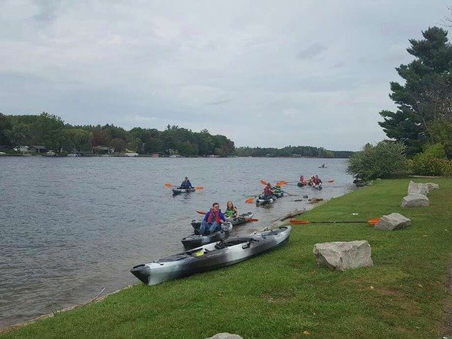 Heroes on the Water helps veterans enjoy kayaking and fishing. (Photo provided)