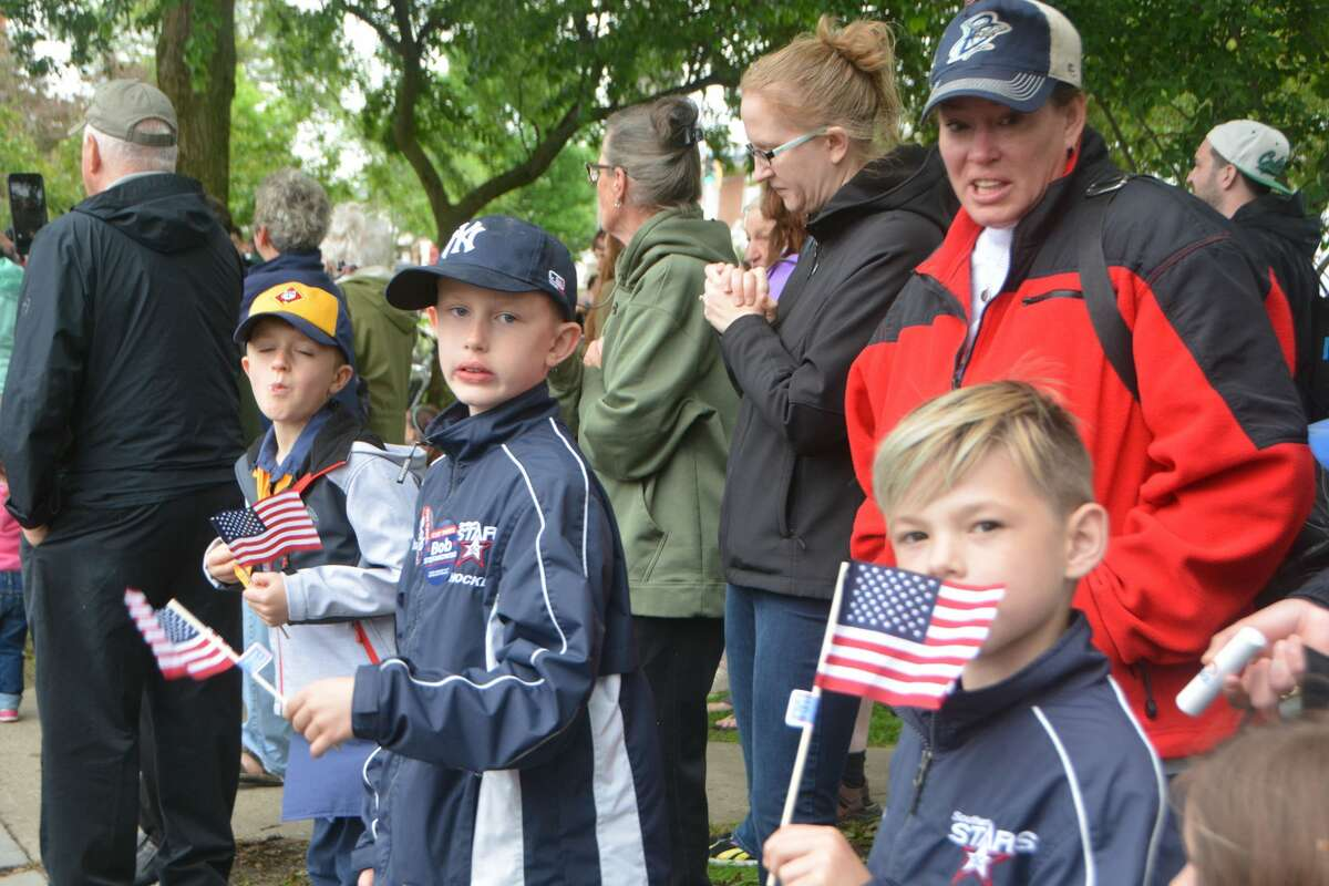 Milford held its Memorial Day parade on May 27, 2018. The grand marshal and guest speaker was Christine Smith, state president for the Veterans of Foreign Wars Auxiliary. Were you SEEN?