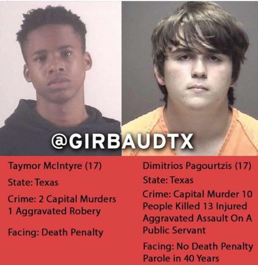 Meme suggests Texas rapper faces death penalty but Santa Fe suspect