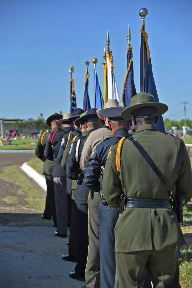 American Legion Post 59 ha programado una ceremonia el lunes a las 9 a.m. en el cementerio de la ciudad. Photo: Christian Alejandro Ocampo /Laredo Morning Times / Laredo Morning Times