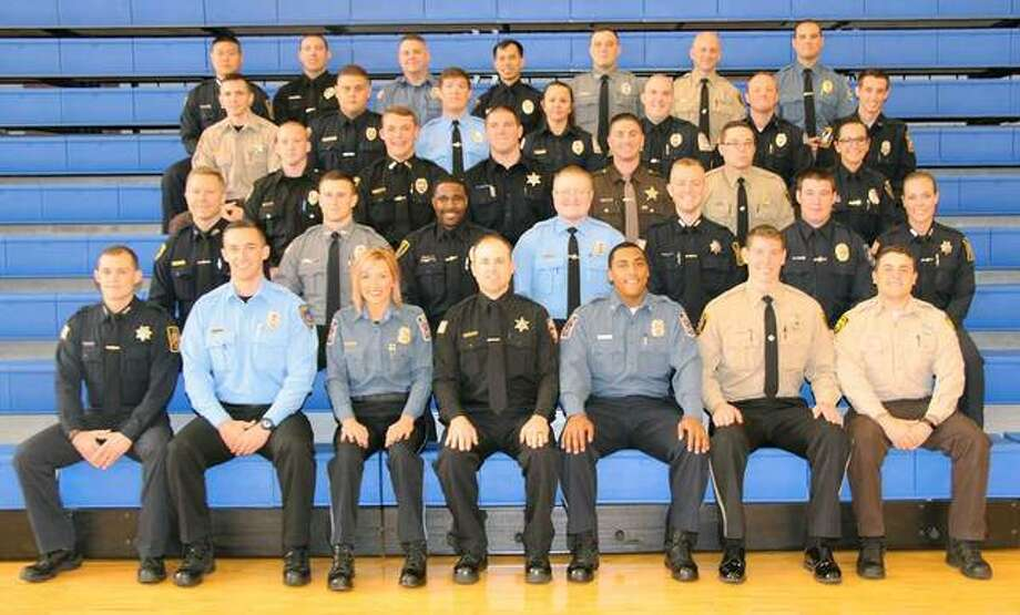 Swic Police Academy Graduates Session 135 Alton Telegraph