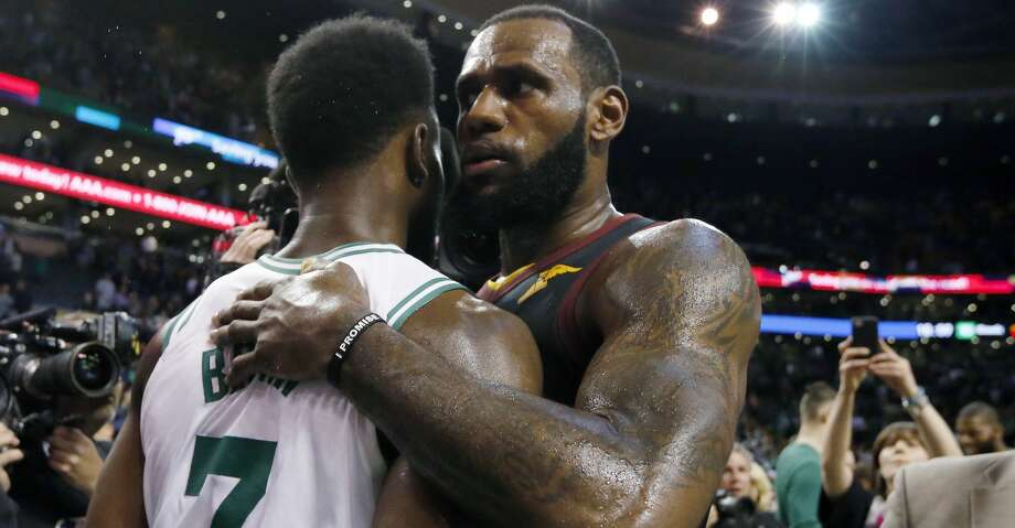 c1bed8aff58 LeBron James  35 help Cavaliers beat Celtics