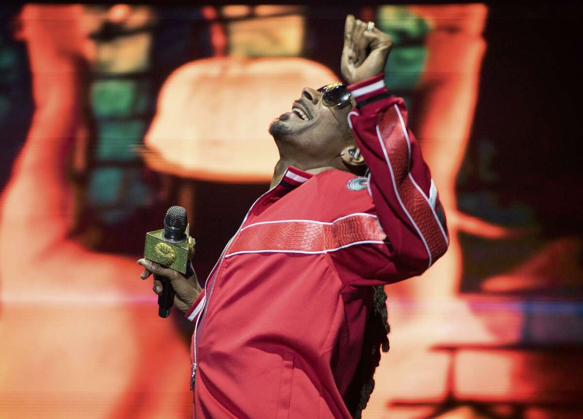 Snoop Dogg, known for both his music and culinary achievements, performs Saturday at BottleRock Napa Valley.