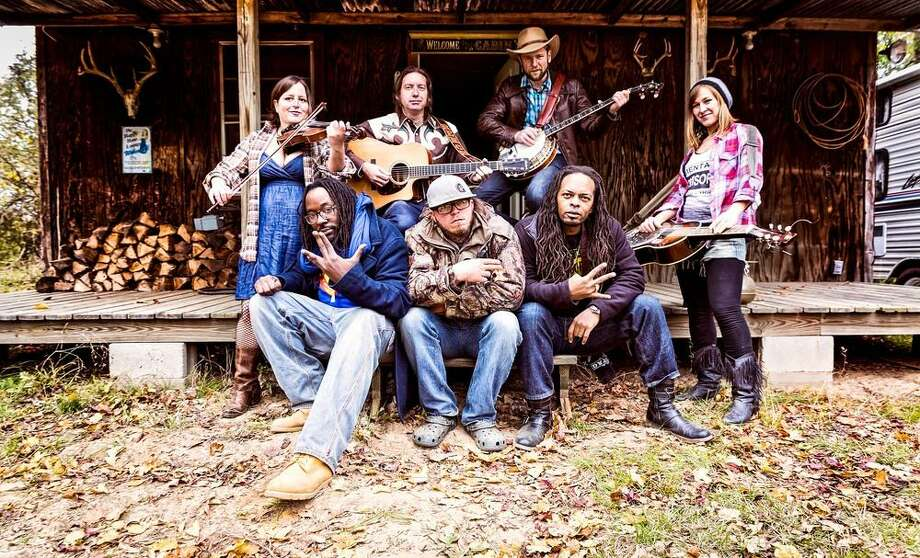 Gangstagrass will be among the featured performers at the inaugural Riverfront Music Revival, June 9-10 in downtown Shelton. Photo: Michael_Bush / Contributed Photo
