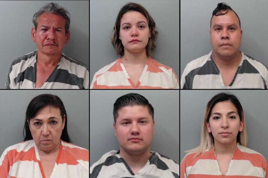 Click through the following gallery to see the most notable mugshots from crimes around Laredo during the month of May 2018. Photo: Laredo Police Department, Webb County Sheriff's Office