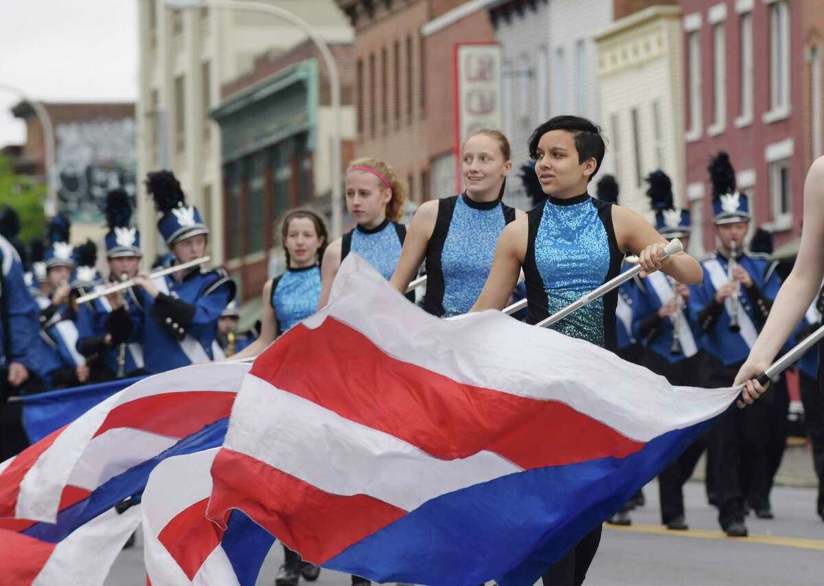 The Albany Memorial Day Parade steps off on Monday in downtown Albany.Details.