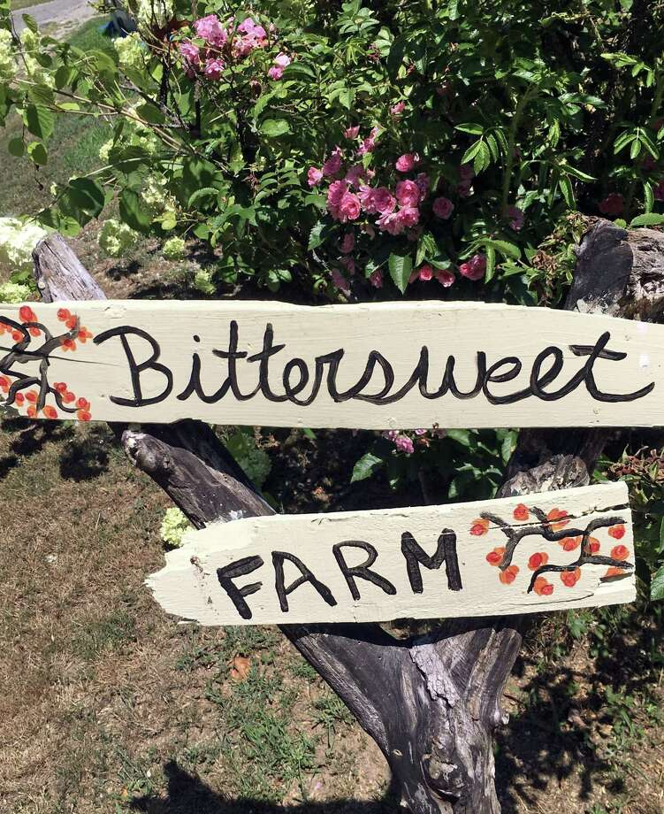 Bittersweet Farm in Old Saybrook is the newest 'face' at the Old Saybrook Farmer's Market. Photo: Contributed Photo / Contributed Photo / New Haven Register contributed