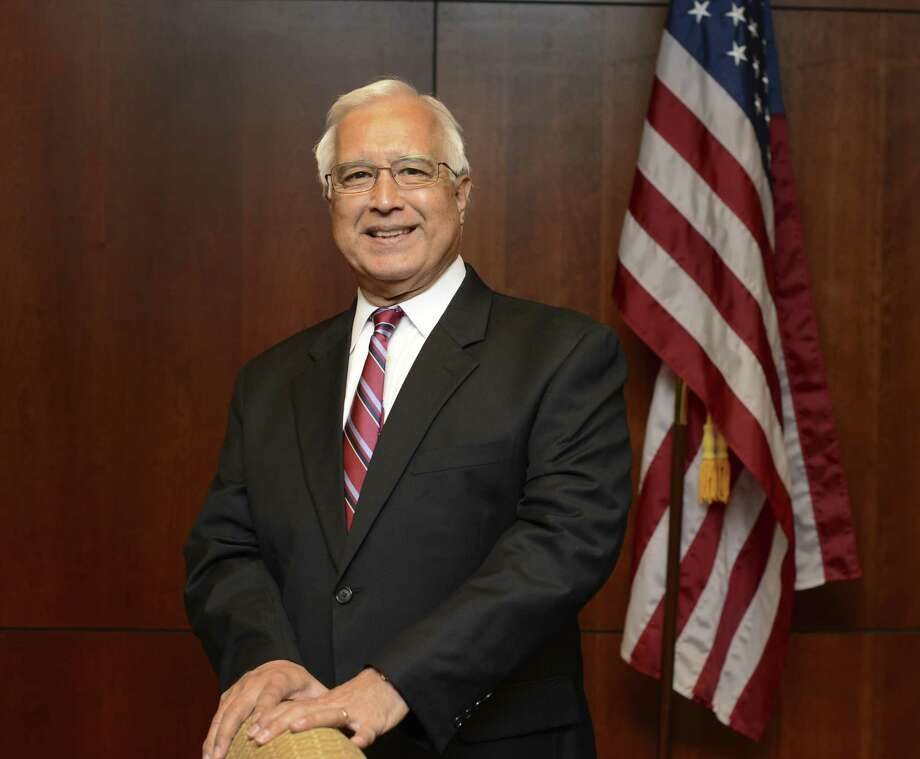 Judge Edward C. Prado, seen earlier this month in San Antonio, was appointed by President Donald Trump as the 56th U.S. ambassador to Argentina. Photo: Billy Calzada /San Antonio Express-News / San Antonio Express-News