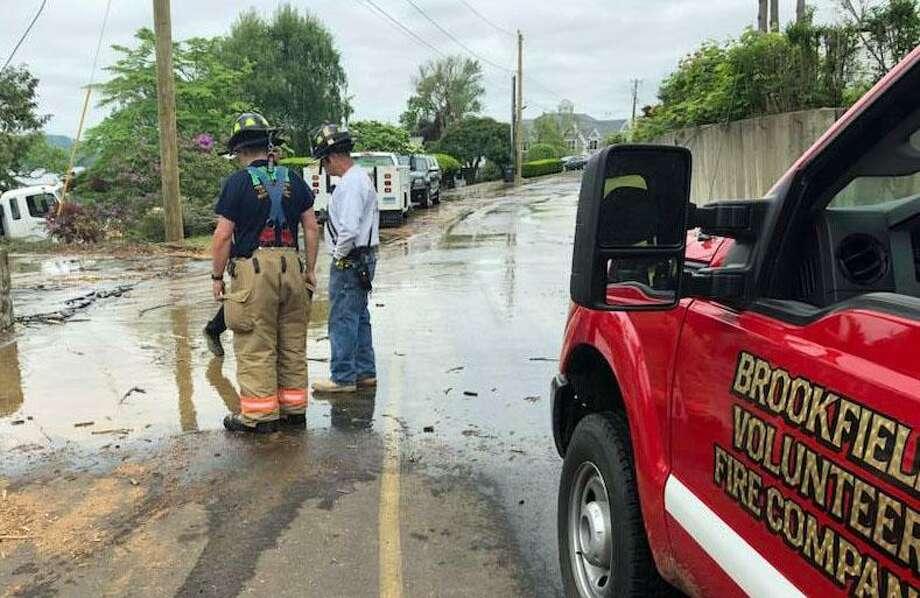 Photo: Brookfield Volunteer Fire Company / Facebook