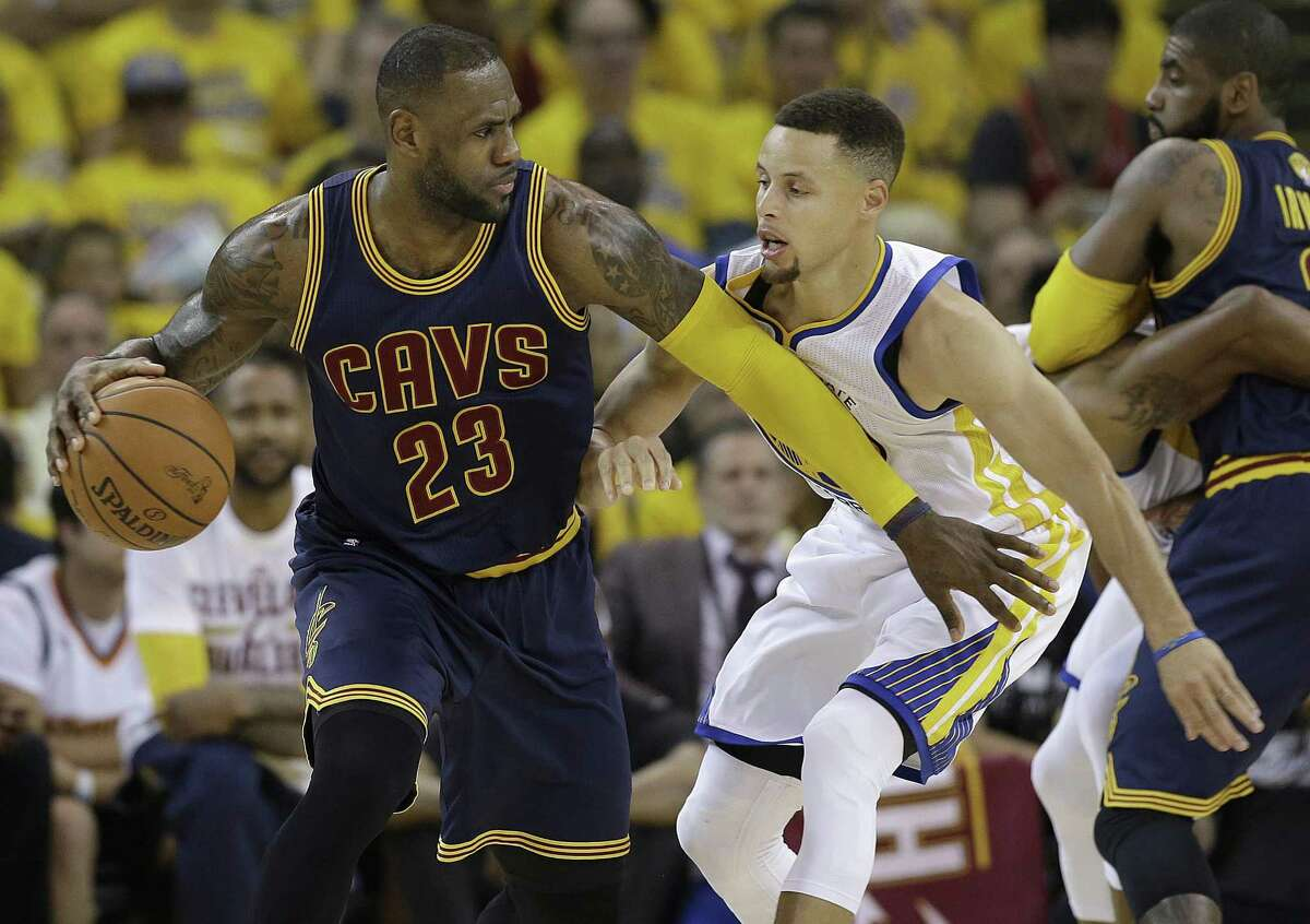 These two basketball superstars have a lot in common. Both Steph Curry and LeBron James have been named league MVPs and they've faced each other in four straight NBA Finals. But that's not all - they were also born in the same hospital,Summa Akron City Hospital in Akron, Ohio, just four years apart.