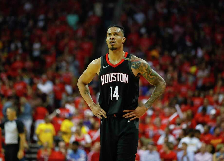 Houston Rockets guard Gerald Green (14) during Game 7 of the NBA Western Conference Finals at Toyota Center on Monday, May 28, 2018, in Houston. Photo: Brett Coomer, Houston Chronicle / © 2018 Houston Chronicle