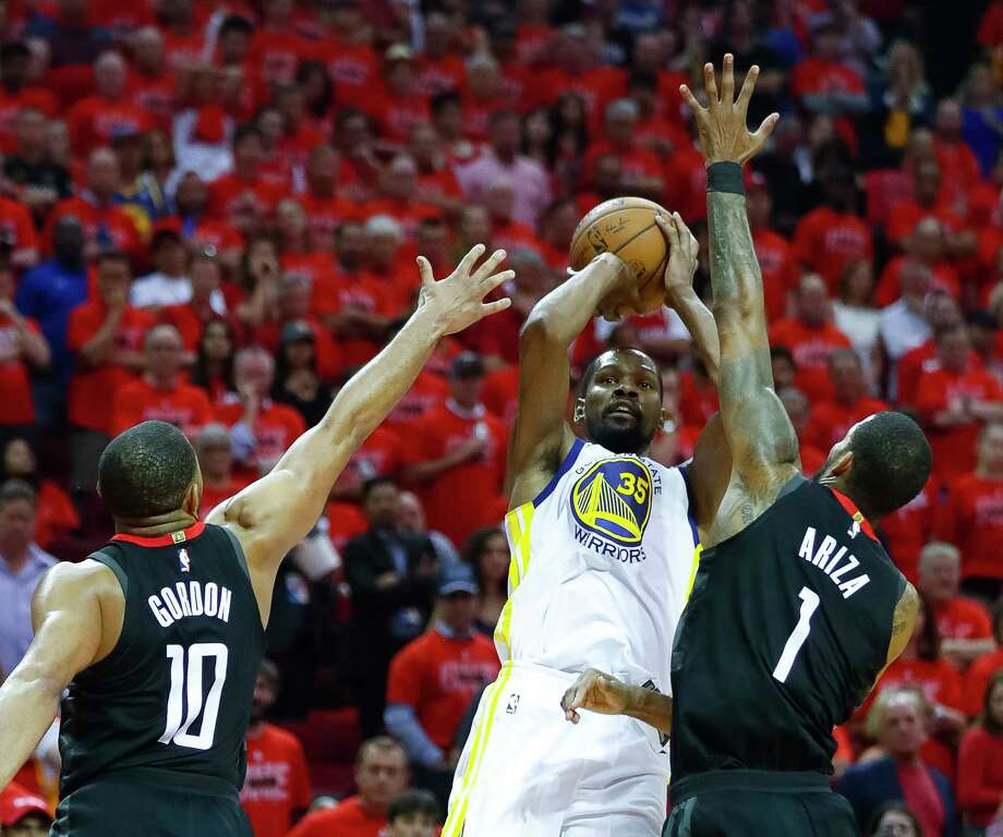 Trevor Ariza brought defense to Rockets that will be hard to replace. Photo: Brett Coomer, Houston Chronicle / © 2018 Houston Chronicle