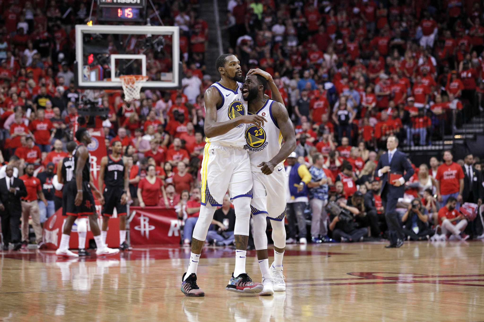 You thought Game 7 was lost  The Warriors didn t - SFChronicle.com dd2c9a149