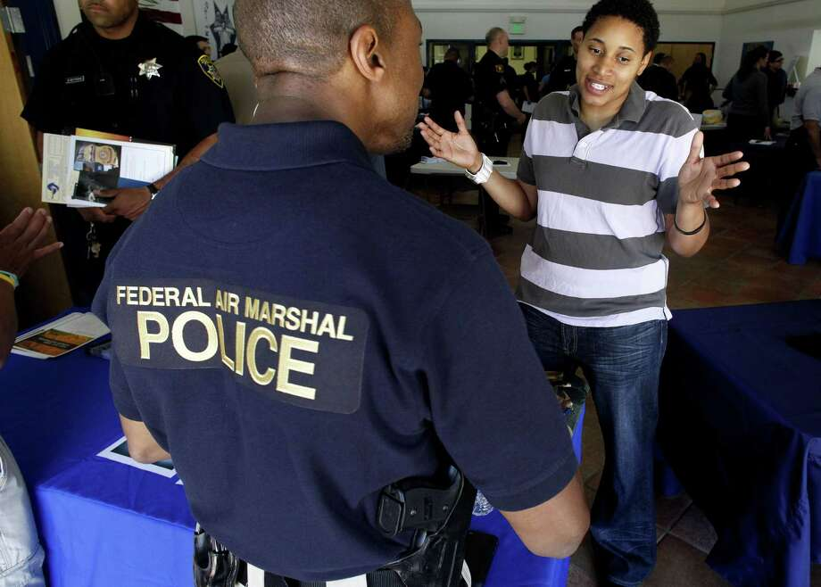 The future is uncertain for the Federal Air Marshal Service, which has not made a single terrorist arrest since it was expanded after 9/11. Photo: Michael Macor / The Chronicle / Online_yes