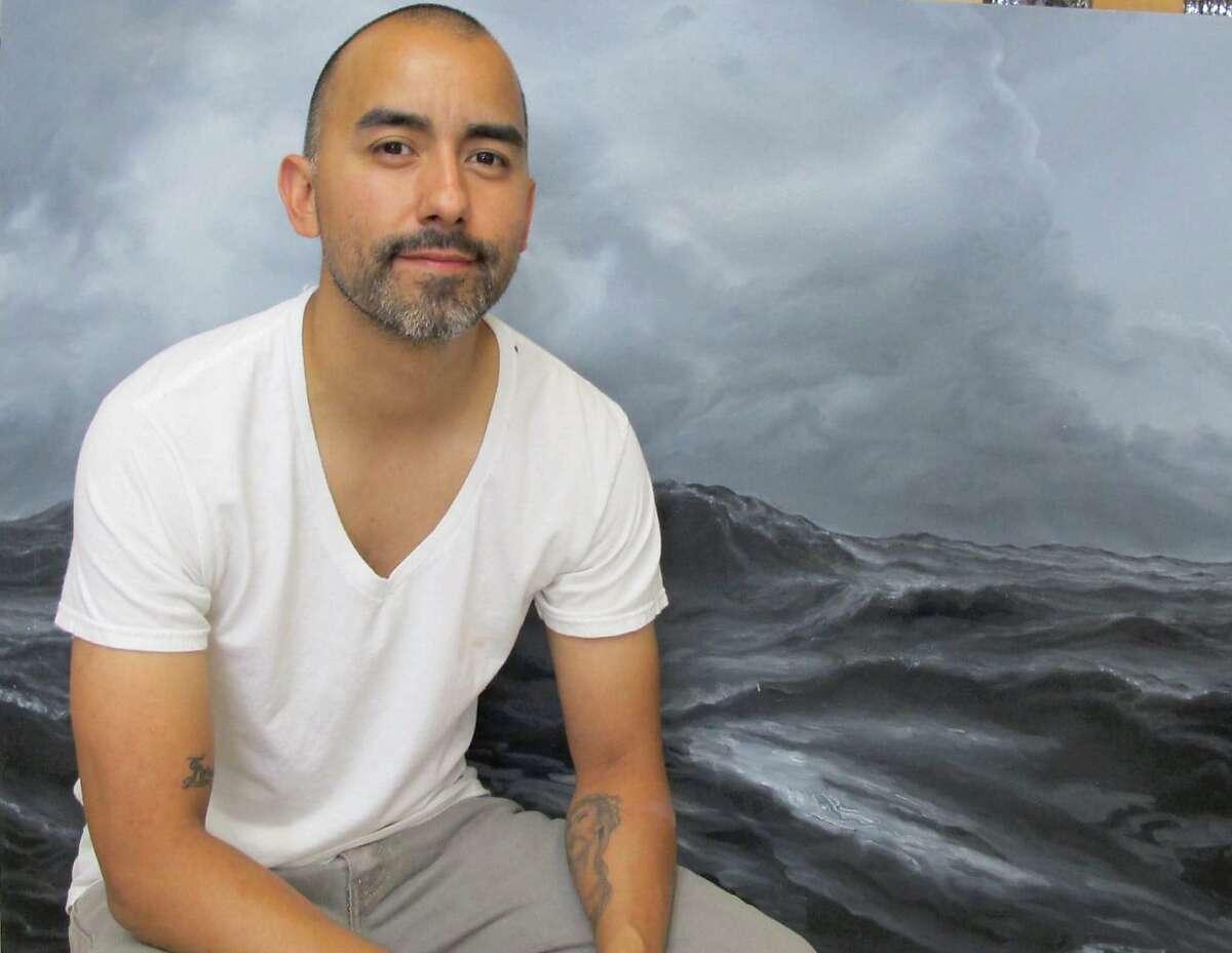 Artist Vincent Valdez graduated from Burbank High School.