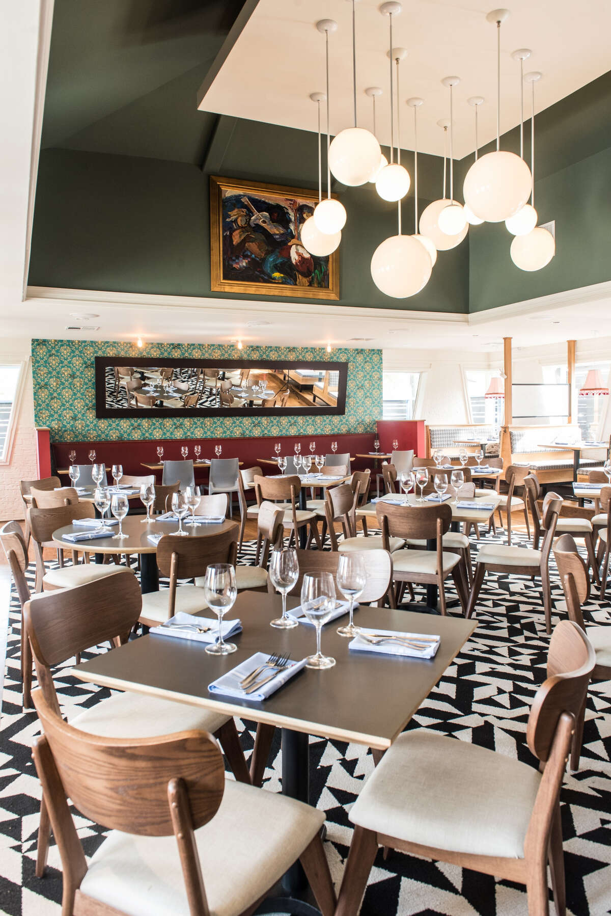La Vista 101 restaurant opens May 29 at 1805 W. 18th St. It is restaurateur Greg Gordon's re-envisioning of his original La Vista restaurant in Briargrove which he closed in 2017.