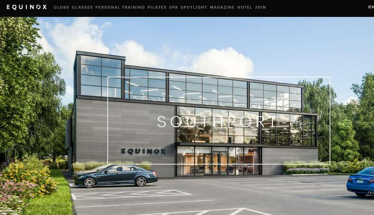 Equinox set a date of June 1, 2018 for the grand opening of its Equinox Southport fitness center on the Westport-Fairfield line in southwestern Connecticut.