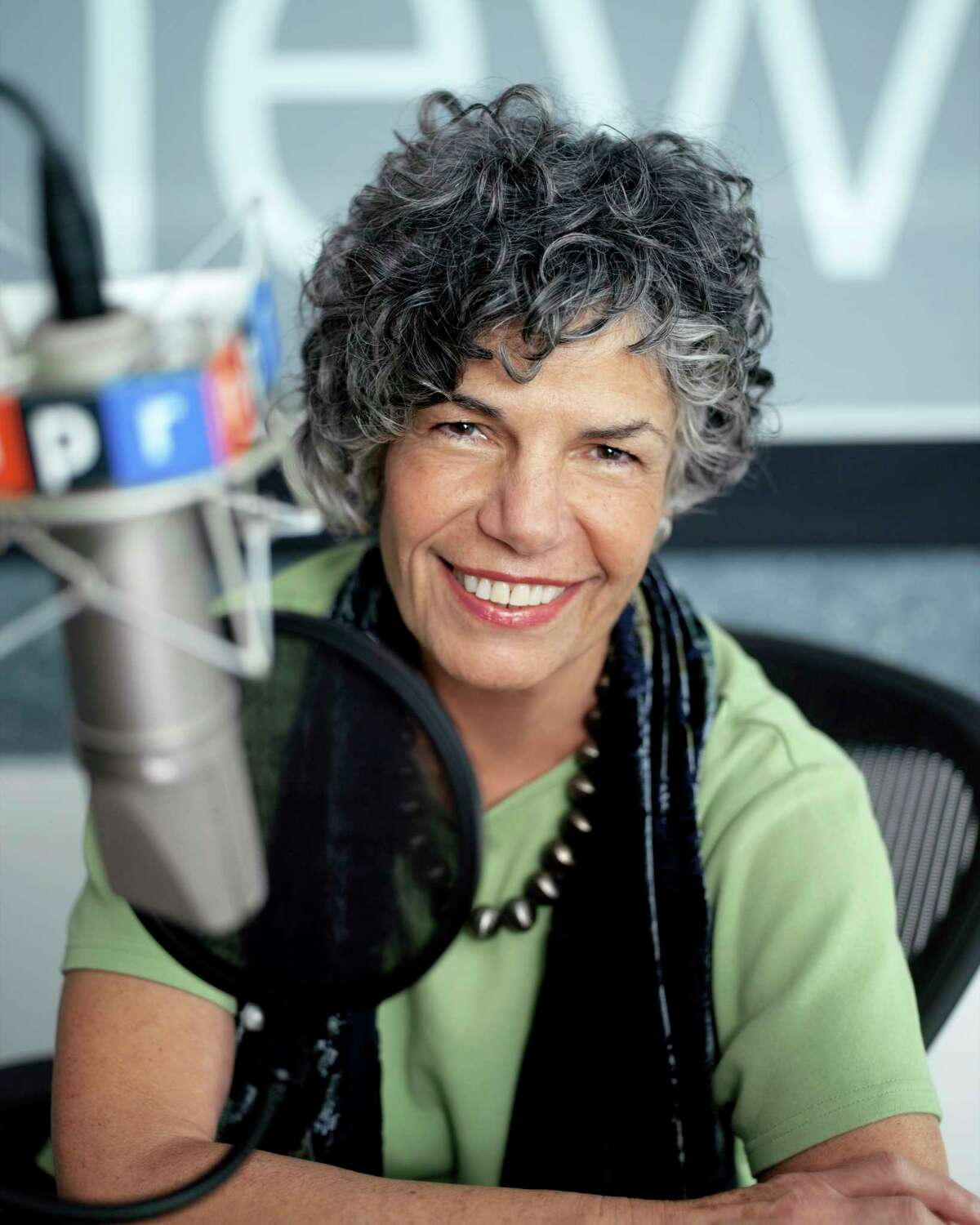 NPR Special Correspondent Susan Stamberg (pictured) will interview artist Vincent Valdez at the McNay Art Museum. They will talk about Valdez' work, including