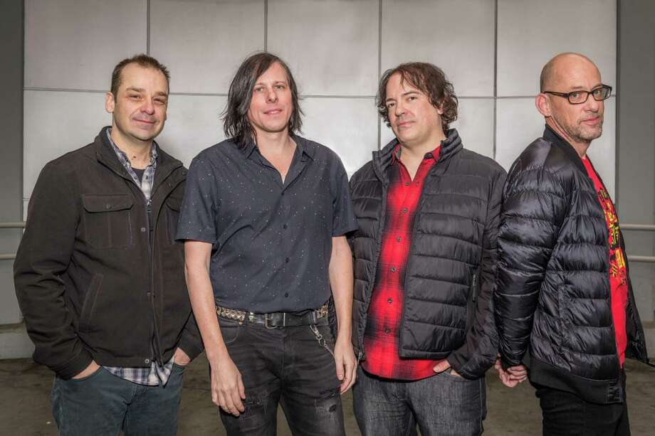 """Grunge wasn't the only thing going on in the Seattle area in the early '90s. The Posies, who signed to Geffen about the same time as Nirvana, were pure power pop, paying homage to Big Star, not metal or punk. (Band members Jon Auer and Ken Stringfellow play on the live Big Star reunion album """"Columbia."""") The Posies are touring in honor of their 30th anniversary. The lineup is the same as the one that made the 1993 album """"Frosting on the Beater,"""" which kicks off with """"Dream All Day,"""" a taste of power pop perfection. 8 p.m. Friday. Paper Tiger, 2410 N. St. Mary's St. $17. papertigersatx.com -- Jim Kiest Photo: Alan Lawrence / Contributed Photo / © 2017 Alan Lawrence"""