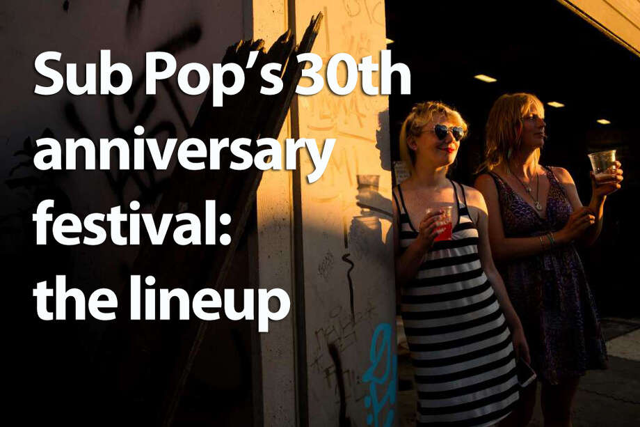 Homegrown record label Sub Pop celebrates its 30th anniversary this year and is throwing a great big party (well, multiple parties) to celebrate. Check out the acts who will help us hail Sub Pop. Photo: Seattlepi.com File