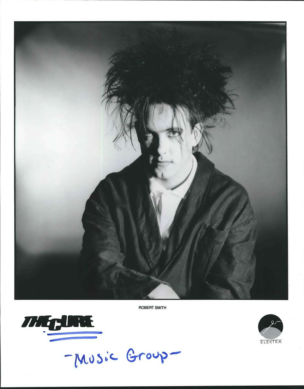Robert Smith, The Cure - music group