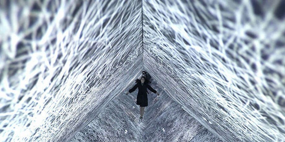 The Infinity Room, by Refik Anadol, comes to the Exploratorium in June. Photo: Exploratorium