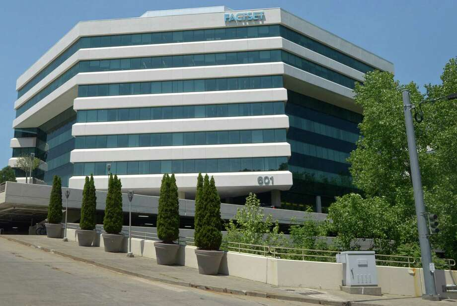 601 Merritt 7, the home of Factset, Tuesday, May 29, 2018, who will soon be moving to The Towers on Glover Ave in Norwalk, Conn. Photo: Erik Trautmann / Hearst Connecticut Media / Norwalk Hour