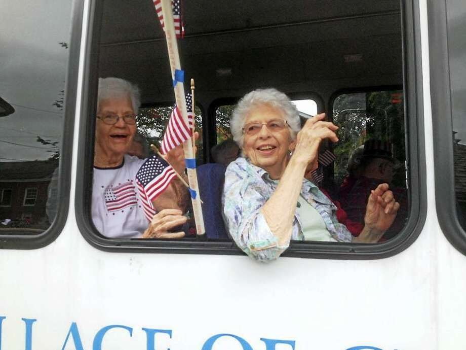 Cromwell celebrates Memorial Day Wednesday with a parade down Main Street. The event follows the 6 p.m. program on the World War I Memorial Town Green in front of the police department. Photo: File Photo