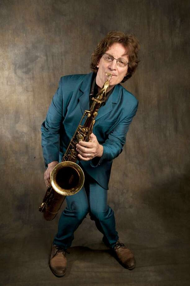 Celebrated saxophonist Crispin Cioe joins Blue Wednesday Party in Westport on June 6. Photo: Contributed Photo / Contributed Photo / Norwalk Hour contributed