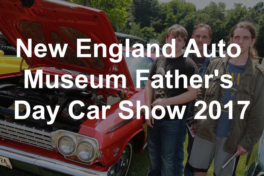 SEEN New England Auto Museum Fathers Day Car Show The Hour - New england car show
