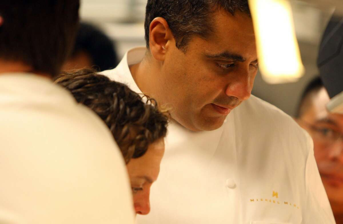 Michael Mina is going Middle Eastern with his Michelin-starred restaurant