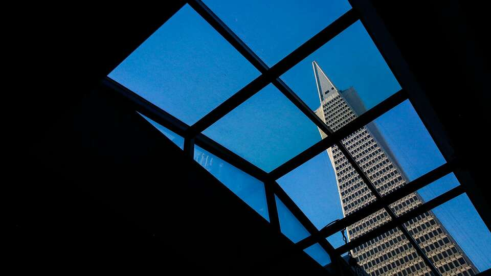 Transamerica Pyramid, a San Francisco landmark, up for sale