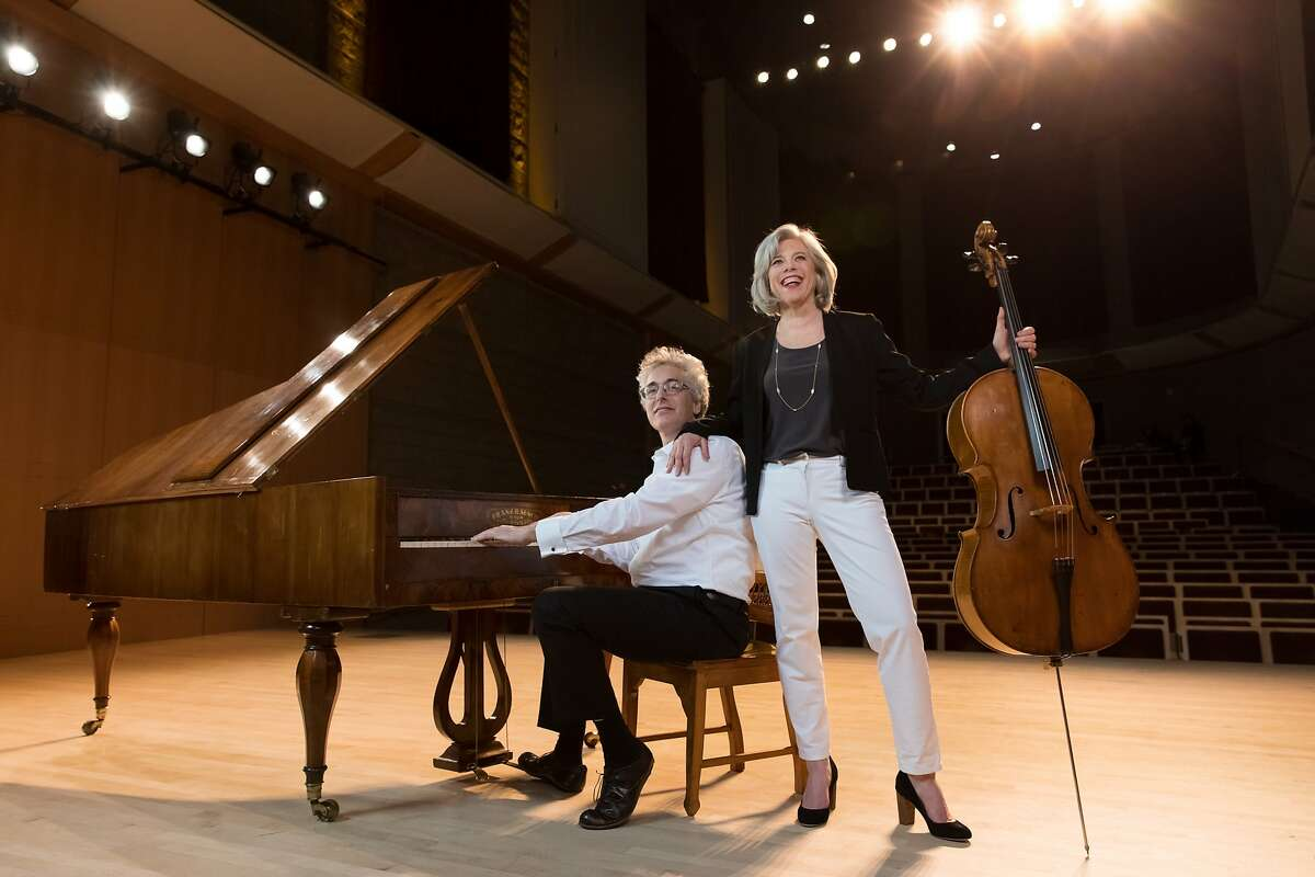 Keyboardist Eric Zivian and cellist Tanya Tomkins co-founded and direct the Valley of the Moon Music Festival, which focuses on historically-informed chamber music performances using period instruments.