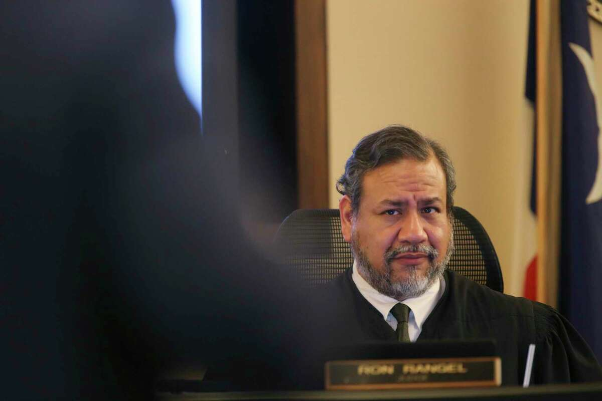 """One bondsman said District Judge Ron Rangel """"is probably the strongest backer"""" the industry has among local jurists."""