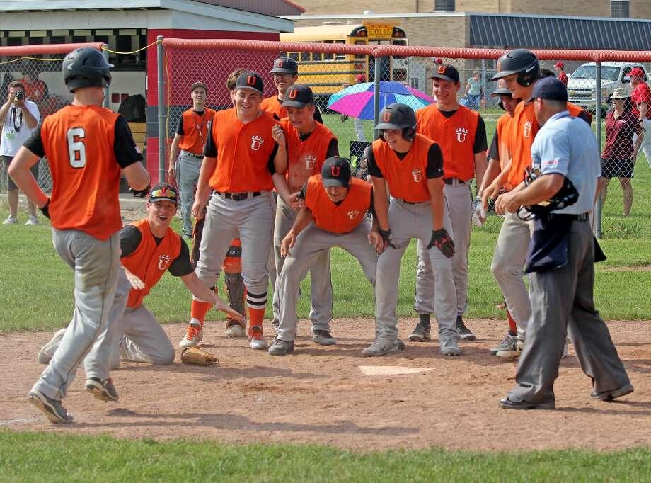 Division 4 Baseball Quarterfinals 2018 Photo: Mike Gallagher/Huron Daily Tribune