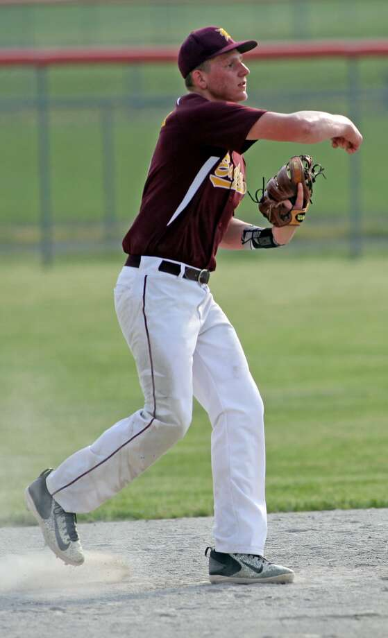 Division 4 Baseball Quarterfinals 2018 Photo: Mike Gallagher/Huron Daily Tribune