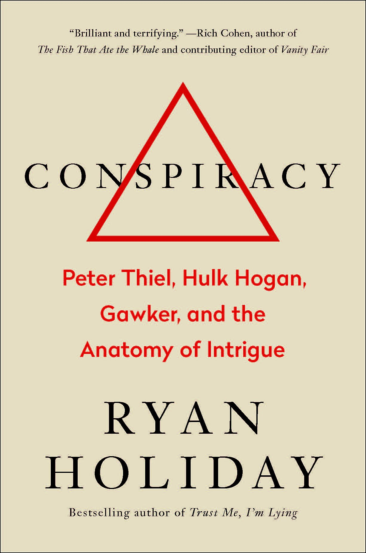 New tech books: 'Conspiracy,' 'Broad Band,' 'The Truth Machine'