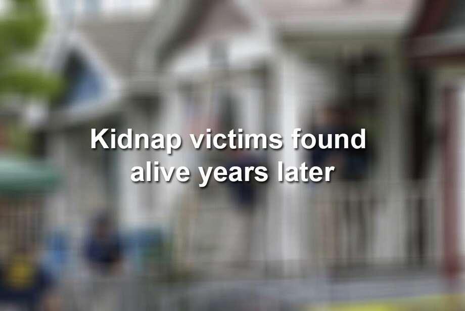 Here is a look back at some amazing cases of kidnap victims being found years later. Photo: Tony Dejak/Associated Press