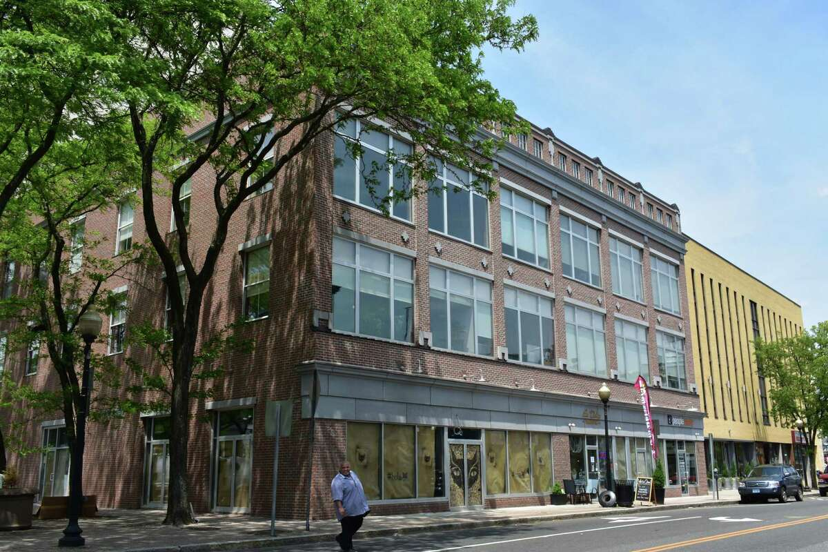 SKAL Restaurant Group is planning a roof top deck for its Evarito's Mexican Kitchen & Bar, under construction at 14-16 Main St.
