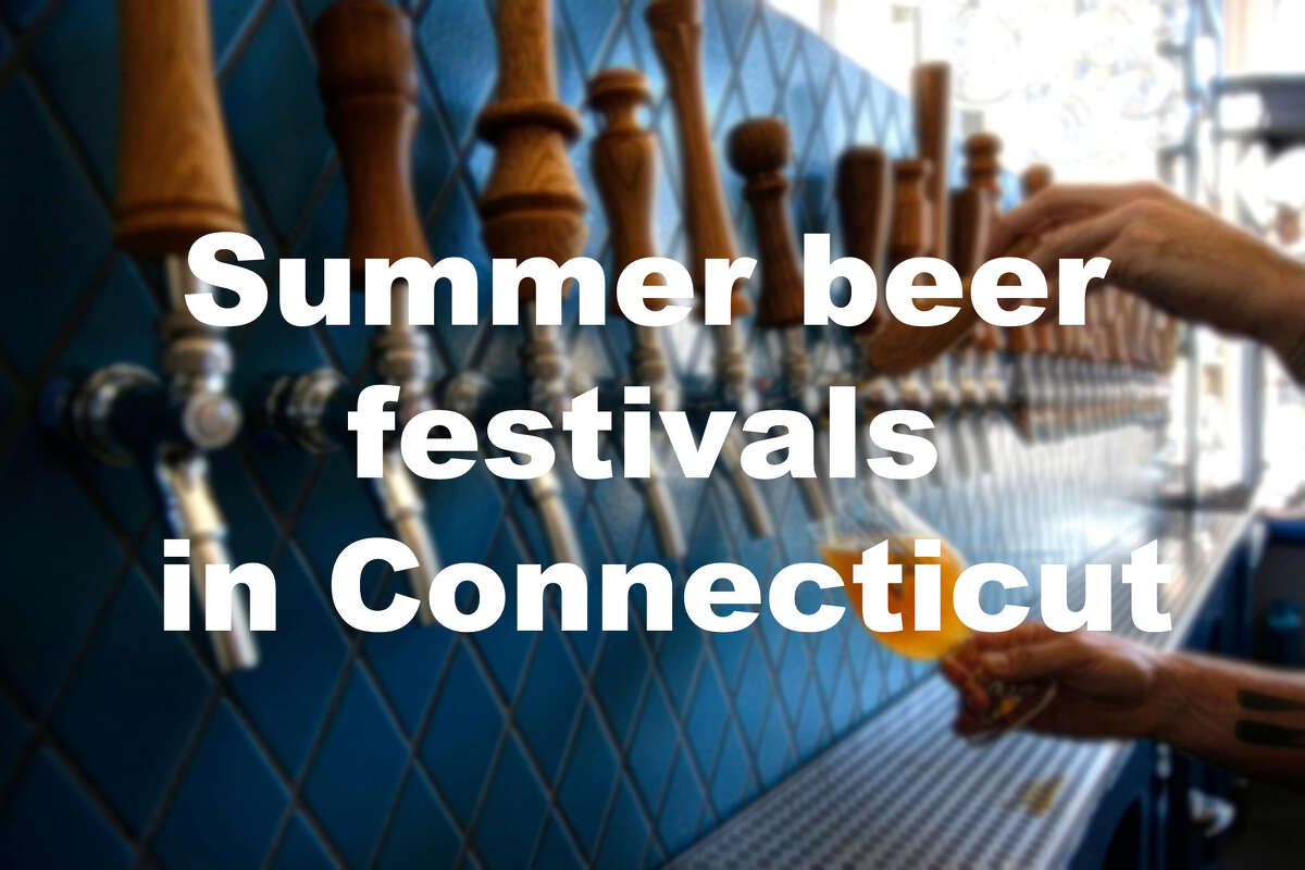 Summer beer festivals are popping up all around Connecticut this season. Click through the slideshow to see which events are in your area.