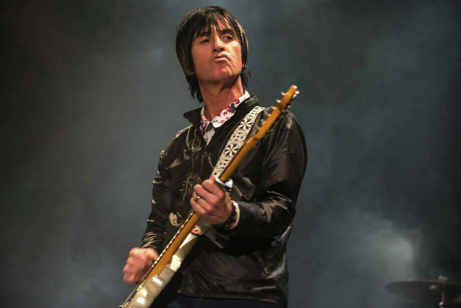 "Johnny Marr will play the Paper Tiger in October in support of his new solo album, ""Call the Comet."" Photo: NurPhoto, NurPhoto Via Getty Images / Alberto Pezzali/NurPhoto"