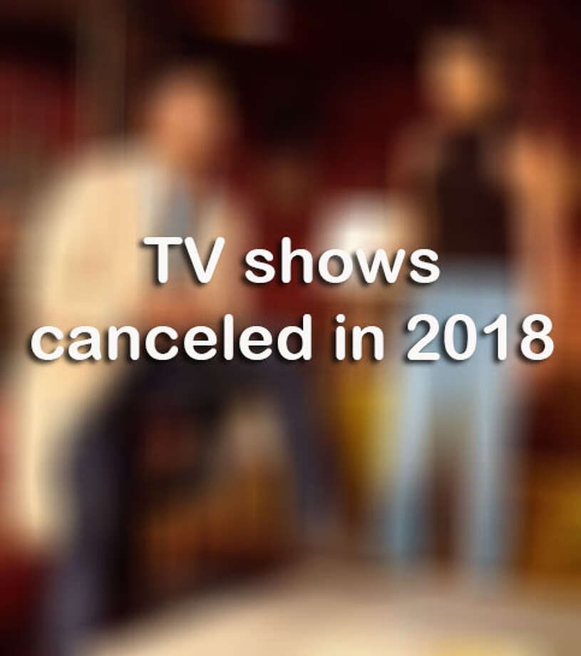 All the TV shows that have been canceled in 2018