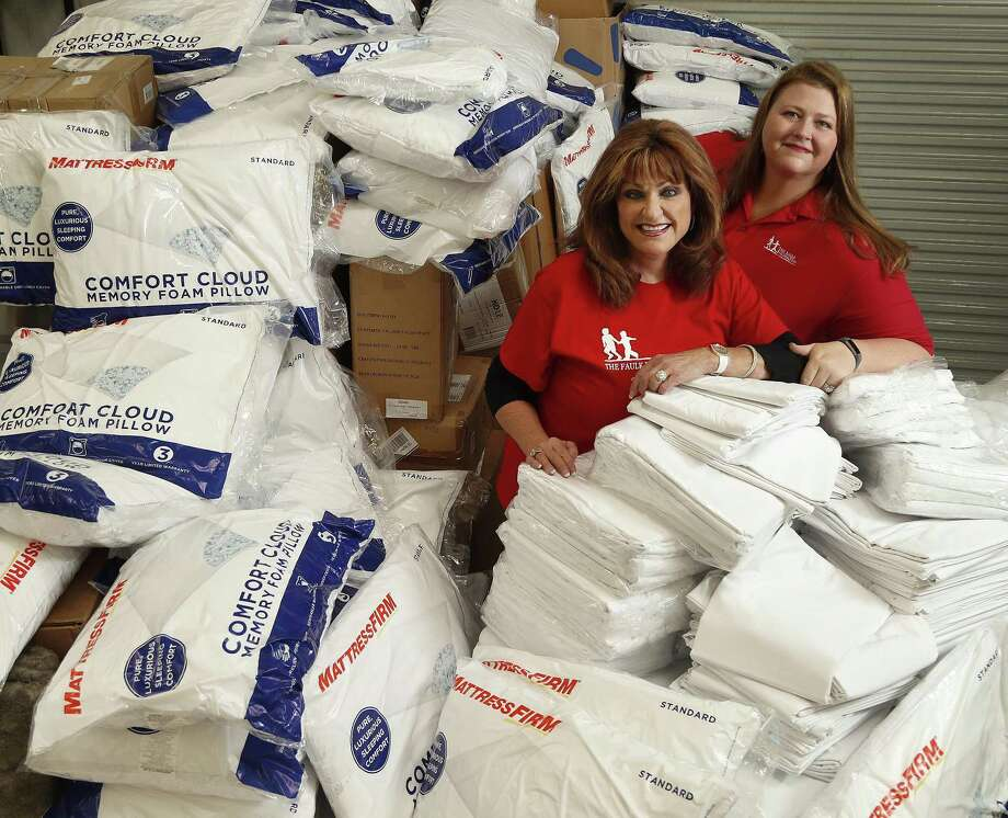 Mother-daughter duo put their business and charity resources to work