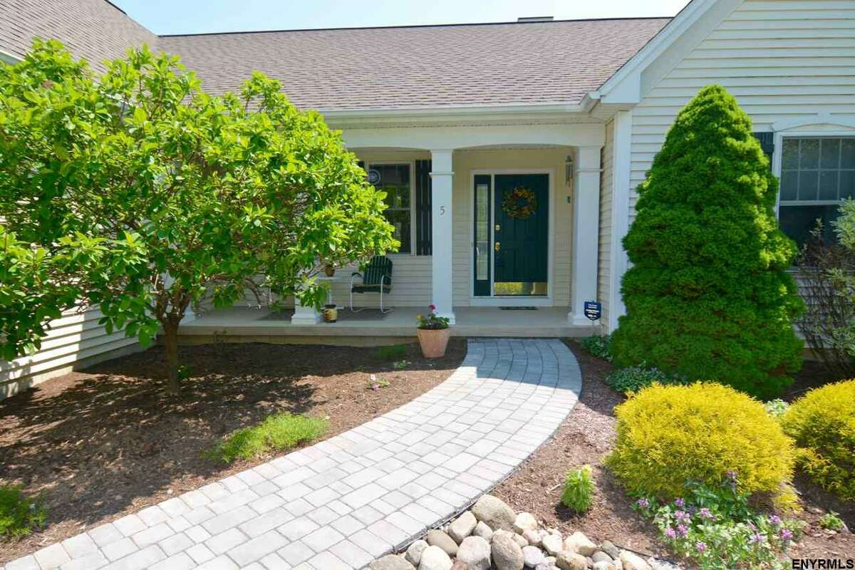 $384,500. 5 Outlook Dr. North, Halfmoon, NY 12118.View listing.