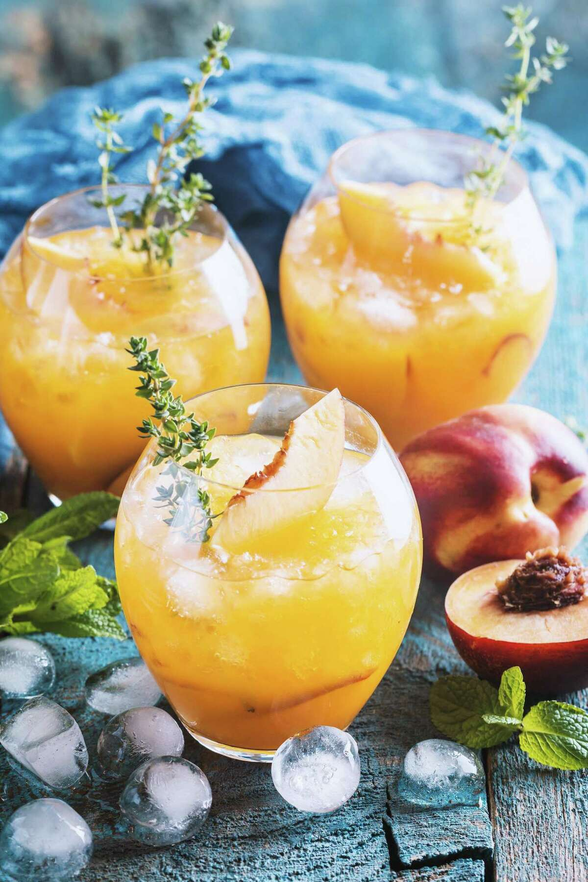 """Orchard Old-Fashioned from """"Forager's Cocktails"""" by Amy Zavatto."""